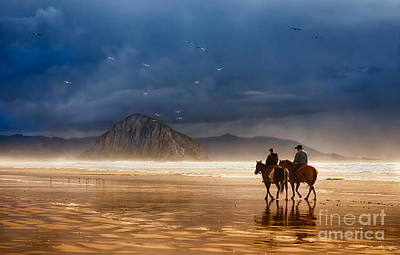 Photograph - Storm Riders by Beth Sargent