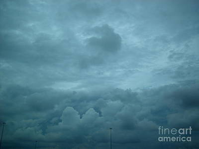 Photograph - Storm Rolling In by Audrey Van Tassell