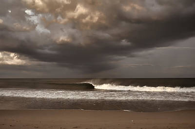 Photograph - Storm Rolling Out by Heather Applegate