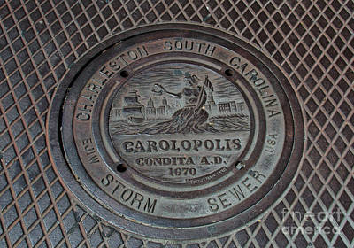 Photograph - Storm Sewer  by Dale Powell