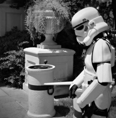 Roleplaying Photograph - Storm Trooper by See My  Photos