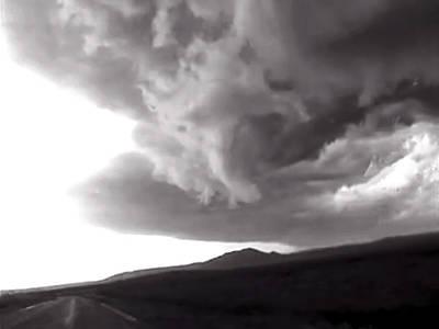 Photograph - Storm Warning by Susan Maxwell Schmidt