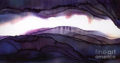 Storm Watch Print by Addie Hocynec