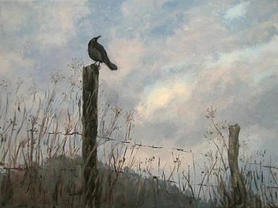 Painting - Storm Watch by Karen Ilari