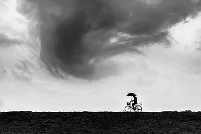 Cycling Photograph - Stormbringer by Tetsuya Hashimoto