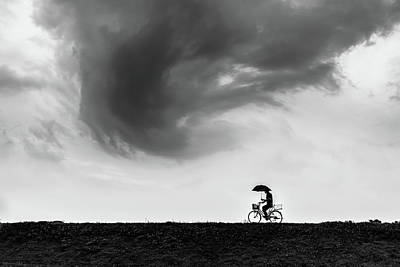 Tornado Photograph - Stormbringer by Tetsuya Hashimoto