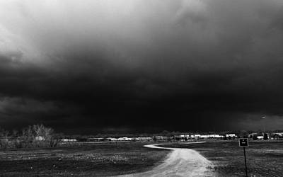 Photograph - Storms A Coming by Thomas Samida