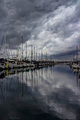 Photograph - Storm's Approach  by Heidi Smith