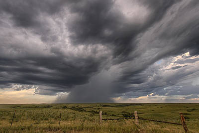 Photograph - Storms Brewing by Scott Bean