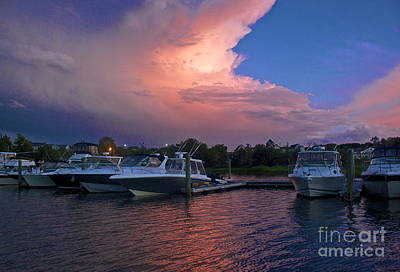 Photograph - Storms Edge by Amazing Jules