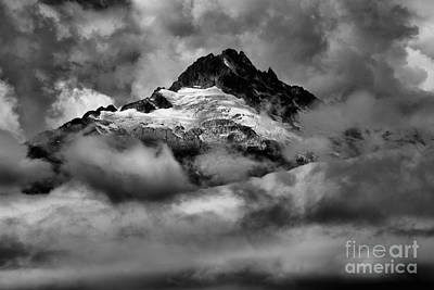 Photograph - Storms Over Tantalus by Adam Jewell