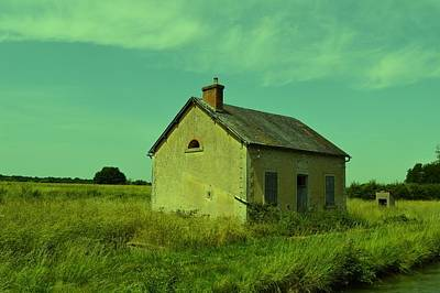 Wall Art - Photograph - Stormy Cottage by Jackie and Noel Parry