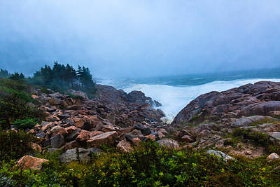 Photograph - Stormy Day Cape Breton by Ben Graham