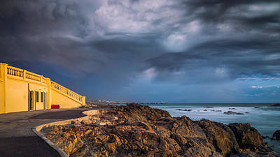 Photograph - Stormy Day by Francisco Pinto