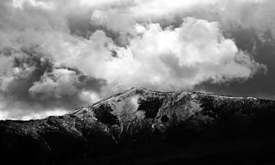 Apgar Photograph - Stormy Departure by Heather Kenward