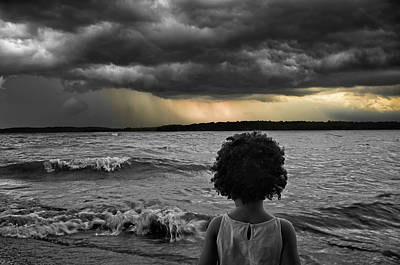 Purchase Online Photograph - Stormy Life by Steven Michael