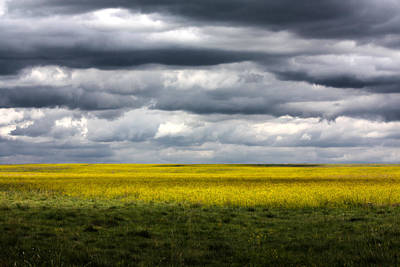 Photograph - Stormy Plains by Shane Bechler
