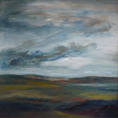 Painting - Stormy Skies by Hazel Millington