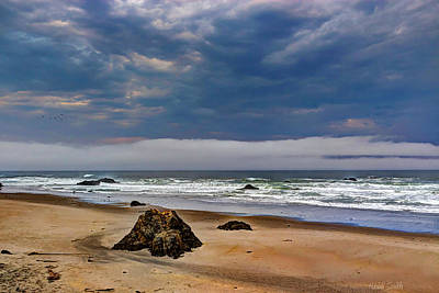 Photograph - Stormy Skies by Heidi Smith
