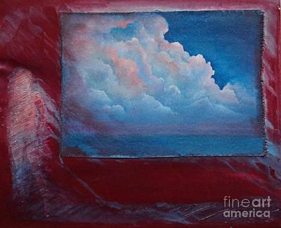 Stormy Weather Art Print by Cynthia Vaught