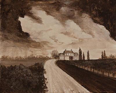 Painting - Stormy Weather by Darice Machel McGuire