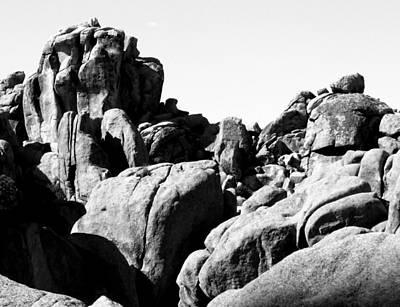 Story Told By The Rocks Art Print by Carolina Liechtenstein