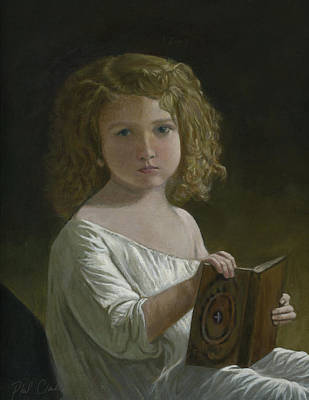 Phil Clark Painting - Storybook by Phil Clark
