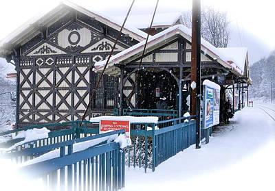 Strafford Station Original
