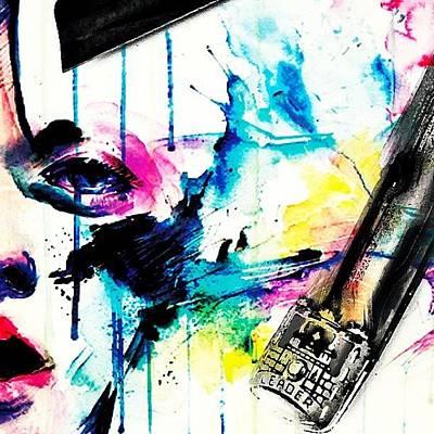 Pop Art Wall Art - Photograph - Straight Razor..#leader #razor #love by Mr Jeremy