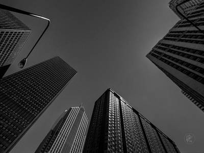 Photograph - Straight Up Chicago 002 by Lance Vaughn