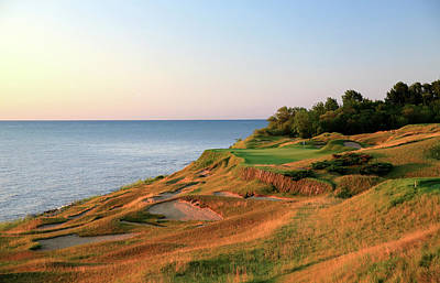 General Photograph - Straits Course At Whistling Straits by David Cannon