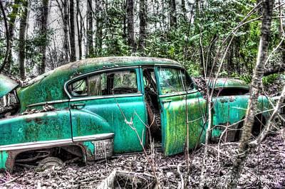 Hdr Photograph - Stranded by Michaela Preston