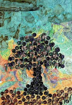 Painting - Strange Fruit by Lyndsey Hatchwell