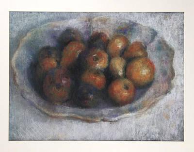 Strange Fruits Art Print by Paez  Antonio