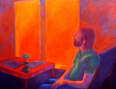 Painting - Strange Light by Kendall Kessler