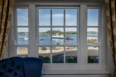 Images Photograph - Strangford Lough From The Portaferry Hotel by Alex Saunders