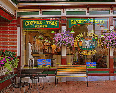 Photograph - Strasburg Country Store by Mary Beth Landis