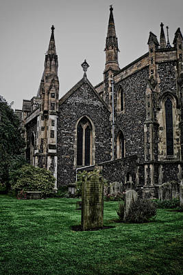 Photograph - Stratford Church by Gordon Engebretson