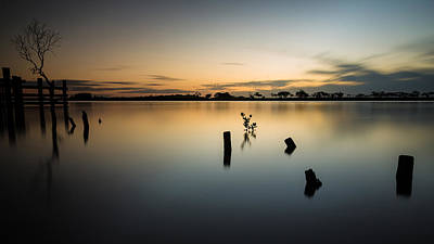 Photograph - Strathdee by Brad Grove