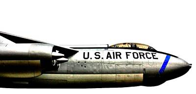 Photograph - Stratojet by Benjamin Yeager