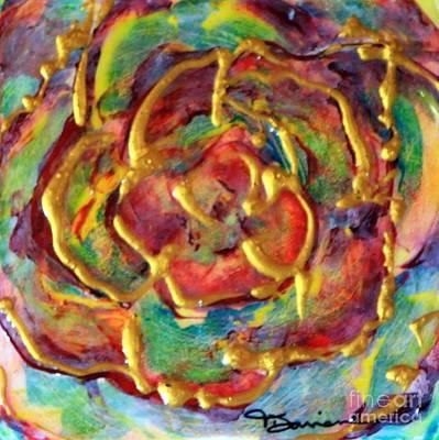 Painting - Stratum by Tamra Pfeifle Davisson