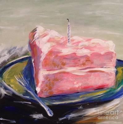 Strawberry Cream Cake Original