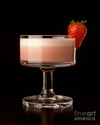 Photograph - Strawberry Daiquiri by Craig Lovell