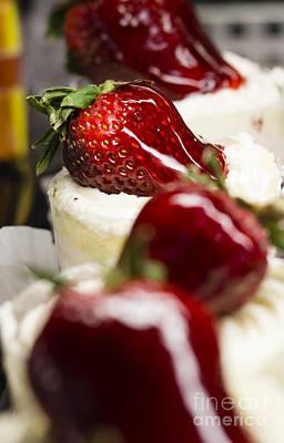 Strawberry Shortcake Art Print by AcmeStudios