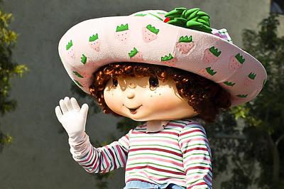 Strawberry Shortcake Art Print by Jon Berghoff
