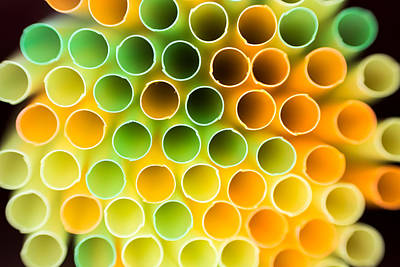 Photograph - Straws II by Javier Luces