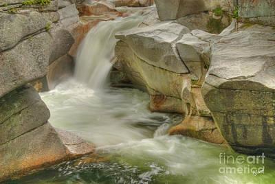 Photograph - Stream IIi by Alana Ranney