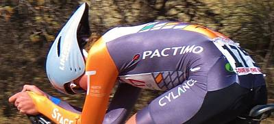 Tour Of The Gila Photograph - Streamlined For Speed by Feva  Fotos