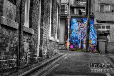 Photograph - Street Art by Ian Mitchell