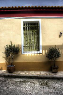 Photograph - Street House by Radoslav Nedelchev